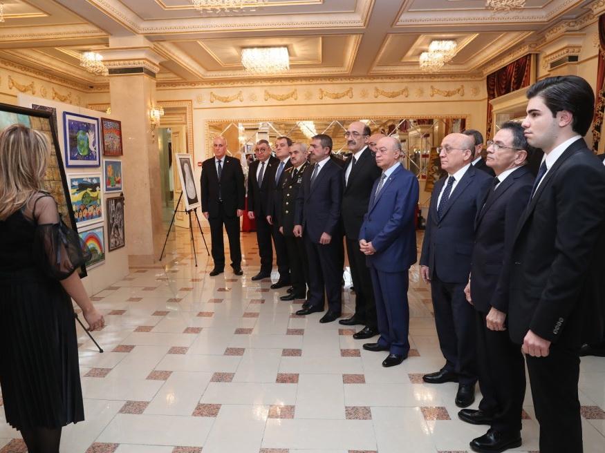 «Голос Карабаха»: Нигяр Джамал, Алим Гасымов, Зульфия Ханбабаева выступили в поддержку кампании «Справедливость к Ходжалы» – ФОТО