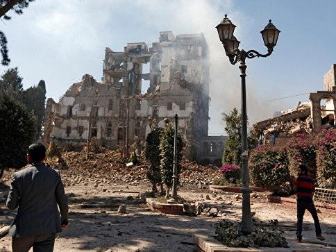 В Йемене прогремели два взрыва