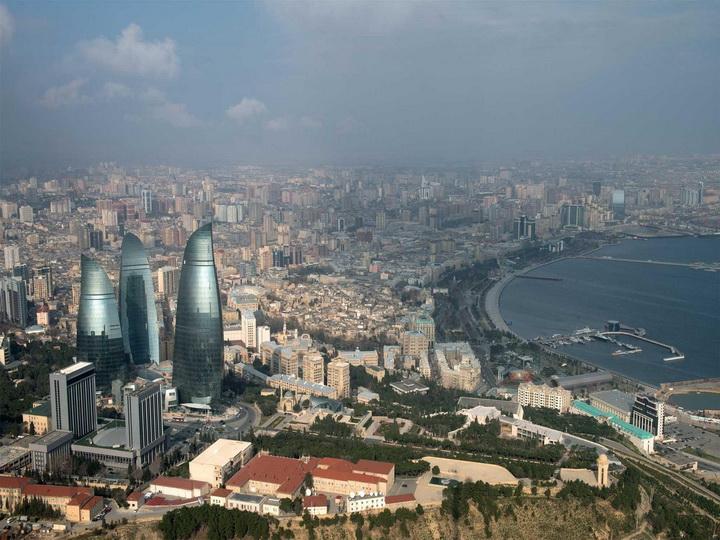 В Баку и на Абшероне в воскресенье без осадков, до +11 градусов
