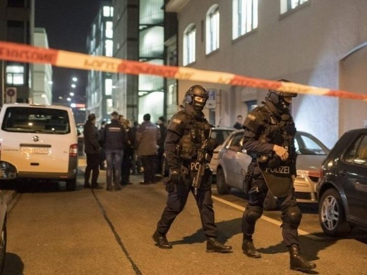 В Цюрихе при стрельбе возле офиса банка погибли два человека