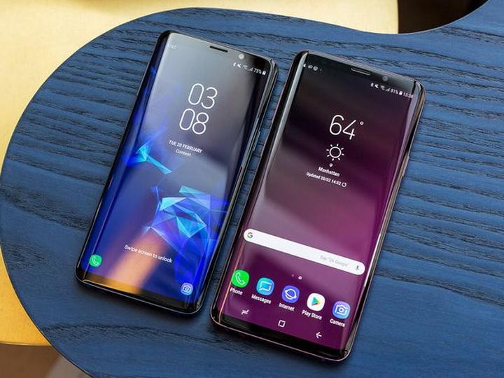 Samsung представила смартфоны Galaxy S9 и Galaxy S9+ - ФОТО - ВИДЕО