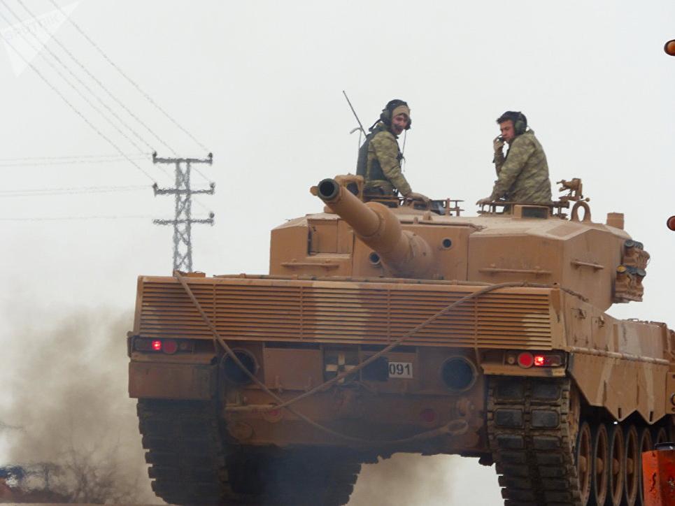 Турция поддержала резолюцию Совбеза ООН по прекращению огня в Сирии