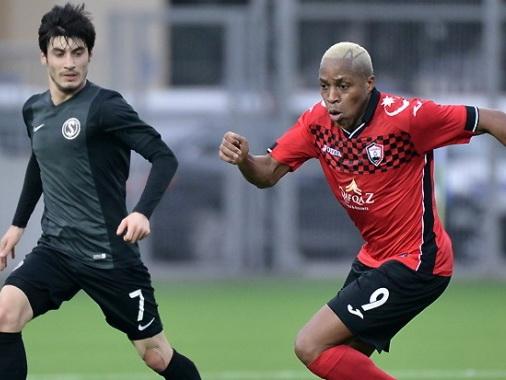 Фахмин Мурадбейли: «Я сейчас в таком возрасте, когда мне надо играть, а не сидеть на скамейке запасных»
