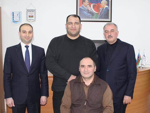 В Азербайджане создают зимние паралимпийские виды спорта