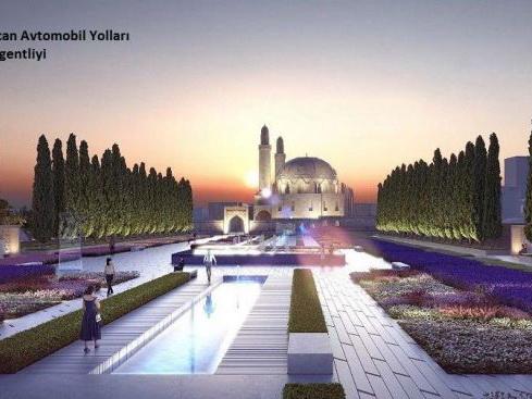 На «Советской» появится огромный мост, а у мечети Тезепир будет парк – ФОТО