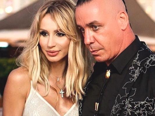 Светлана Лобода забеременела от солиста группы Rammstein, с которым познакомилась в Баку – ФОТО