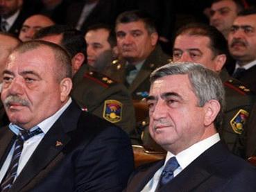 Армянский генерал, четыре года державший несовершеннолетнего азербайджанца в рабстве, считает Сержа Саргсяна незаменимым