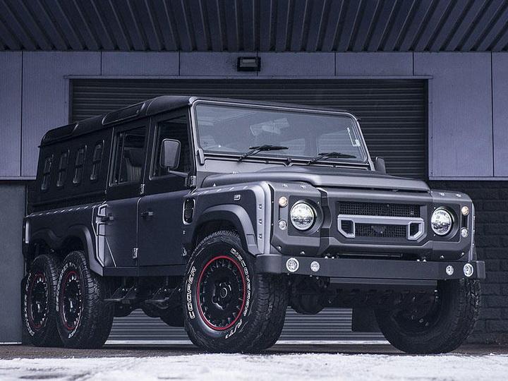 Ən güclü Land Rover satılacaq - FOTO - VİDEO