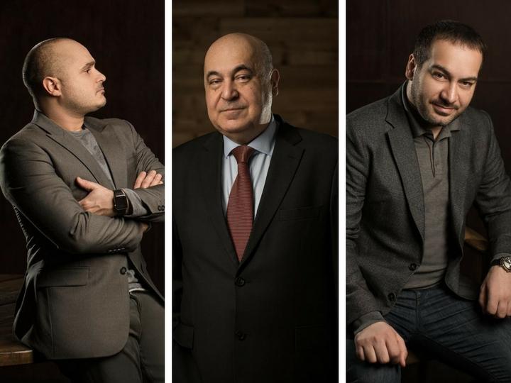 Знаменитые и успешные азербайджанские мужчины поздравляют женщин с 8 марта - ФОТО – ВИДЕО