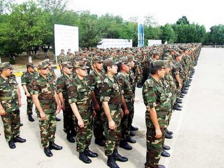 В воинских частях Азербайджана по случаю праздника Новруз пройдет день открытых дверей