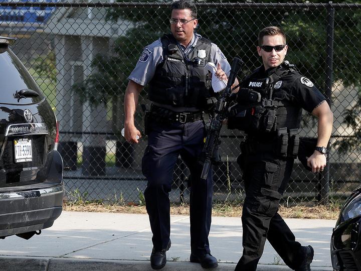 В школе в США произошла стрельба, есть жертвы