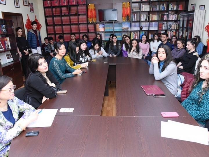 В Университете языков отметили Международный день женщин и девочек в науке - ФОТО