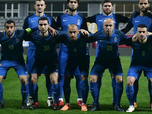 Изменилось время матча Азербайджан-Македония