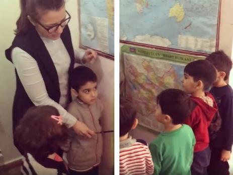 «Пятиминутка ненависти» к армянам от воспитателя бакинского детсада: о том, как правильно формировать в детях патриотизм – ВИДЕО