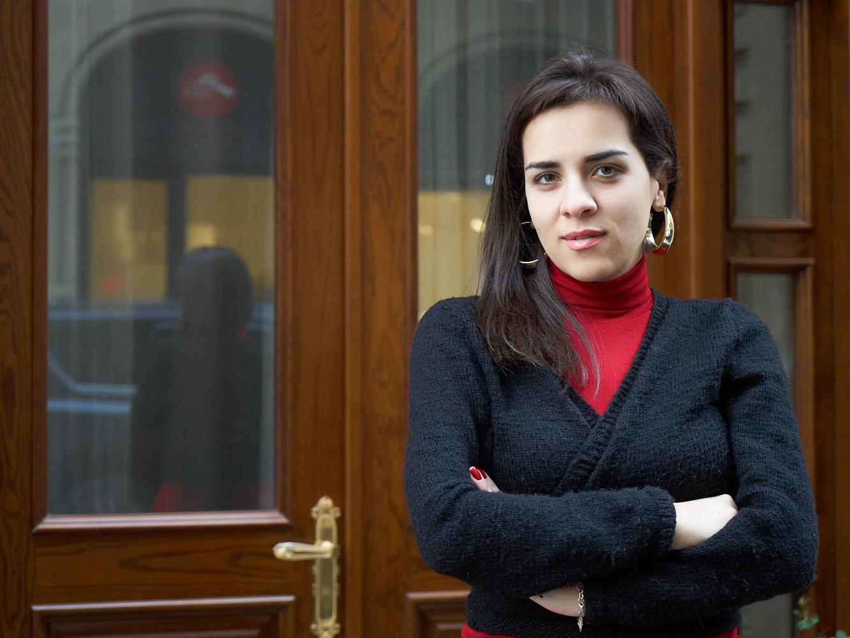 Айгюн Алиева: «Кровные узы в Испании еще крепче, чем в Азербайджане» - ФОТО