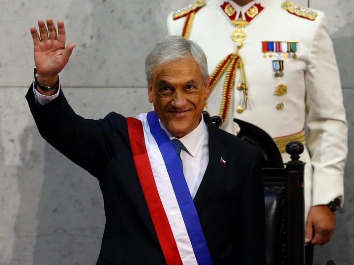 Президентом Чили стал Себастьян Пиньера