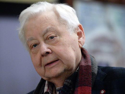 Скончался актер Олег Табаков – ФОТО