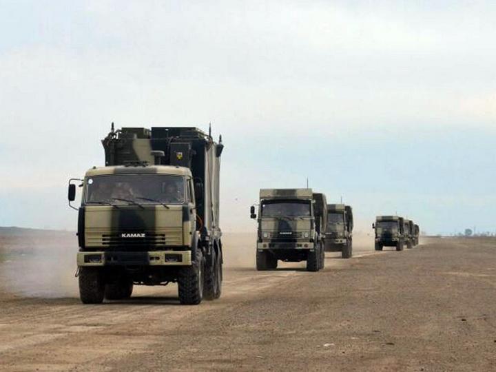 В ходе широкомасштабных учений проводится передислокация войск – ФОТО – ВИДЕО