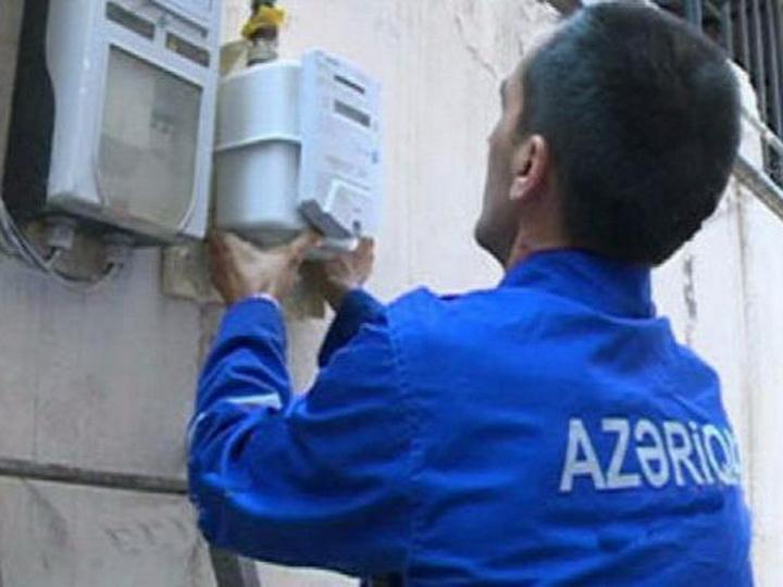 Число абонентов «Азеригаз» пополняется