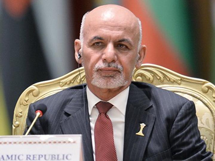 Президент Афганистана выразил соболезнования Президенту Азербайджана