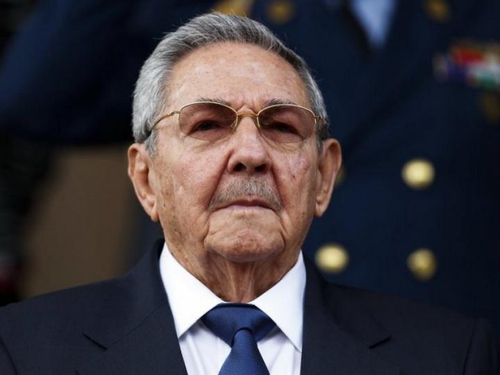 Рауль Кастро Рус выразил соболезнования Ильхаму Алиеву