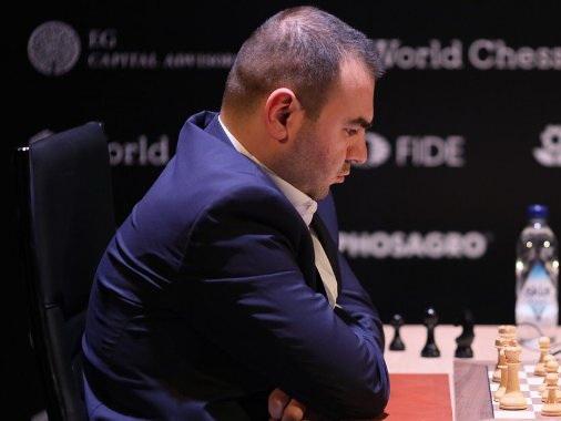 Шахрияр Мамедъяров сыграл вничью с Ароняном