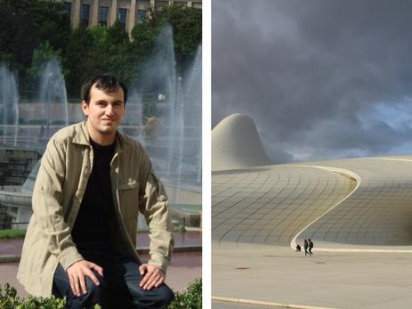 Азербайджанский фотограф представит «Центр Гейдара Алиева» на престижной выставке в Греции – ФОТО