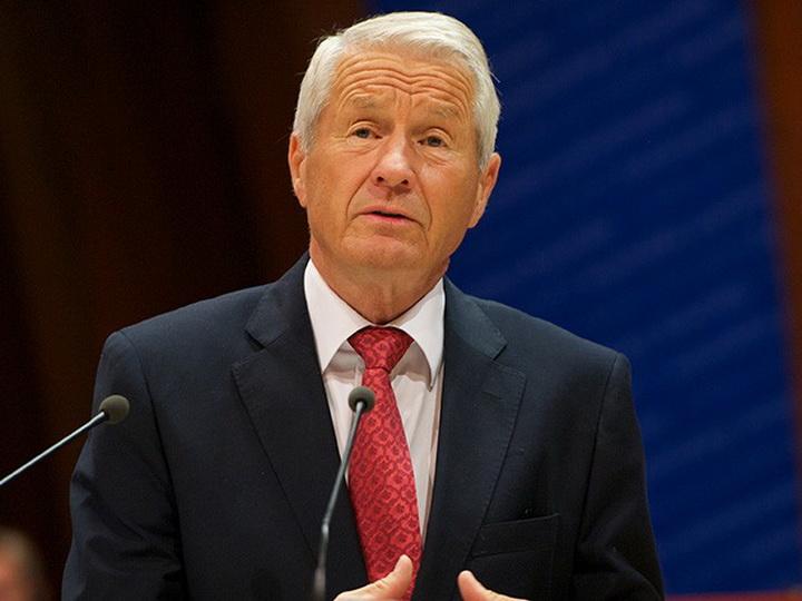 Генсек Совета Европы выразил соболезнования Президенту Азербайджана