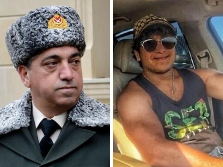 Сын генерала Новрузали Оруджева, осужденный за избиение водителя, требует смягчения приговора - ФОТО
