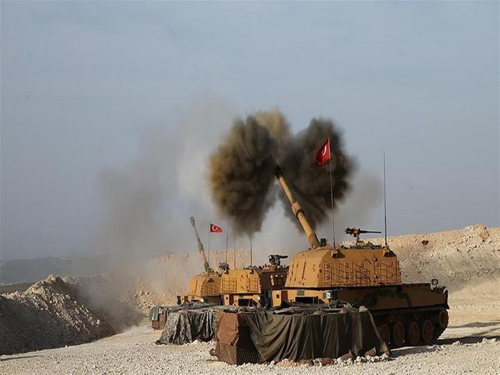 Турецкие ВС нейтрализовали в Африне 3347 террористов