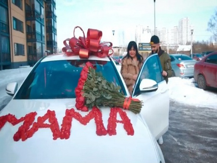 Блогер Гусейн Гасанов подарил маме машину и установил рекорд просмотров в Instagram – ВИДЕО