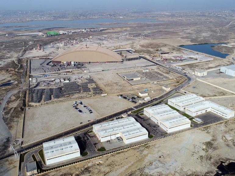 Удвоится число резидентов Балаханского промышленного парка