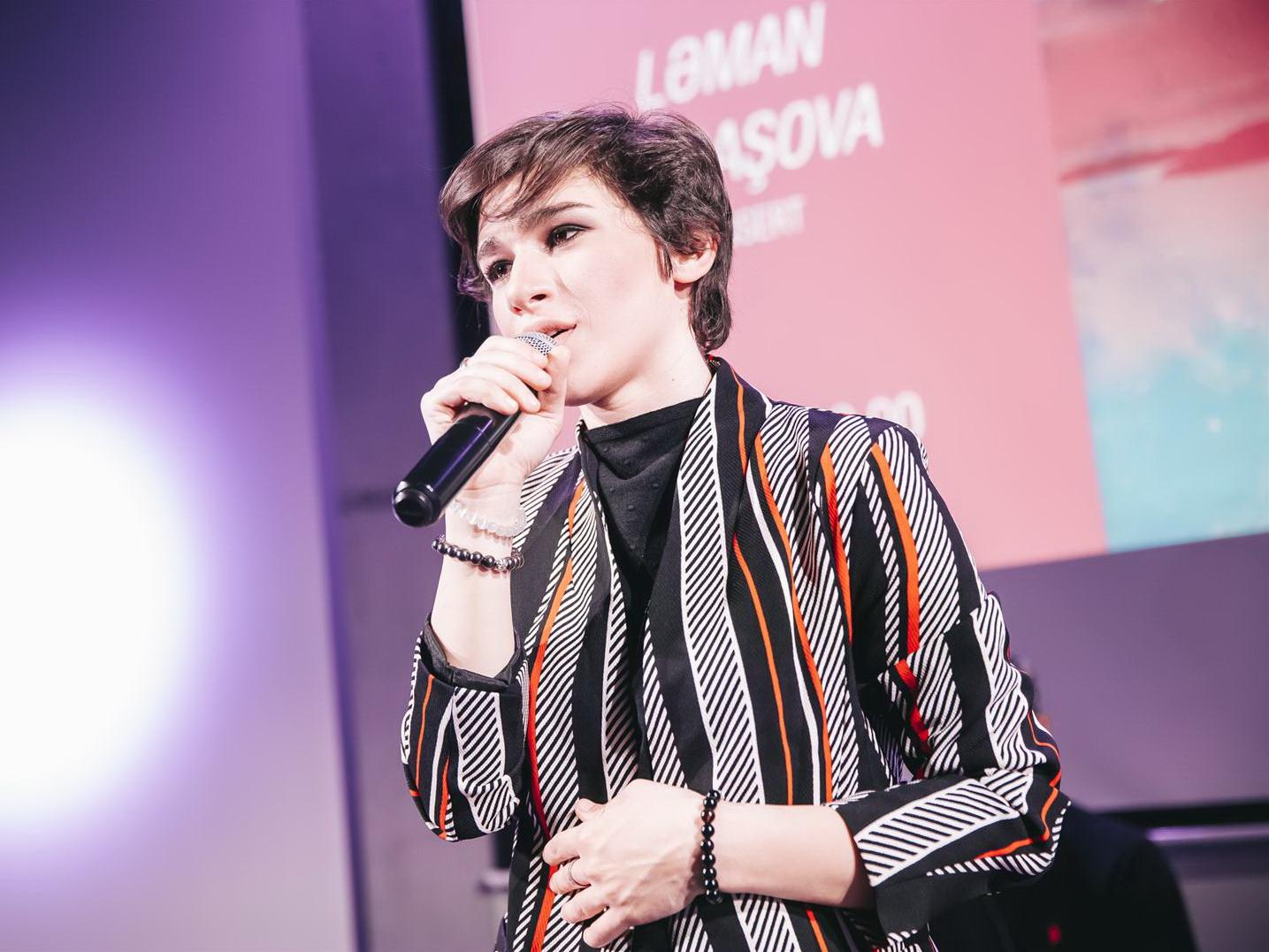 Ляман Дадашева выступила в Yarat с концертной программой «Fusion» - ФОТО