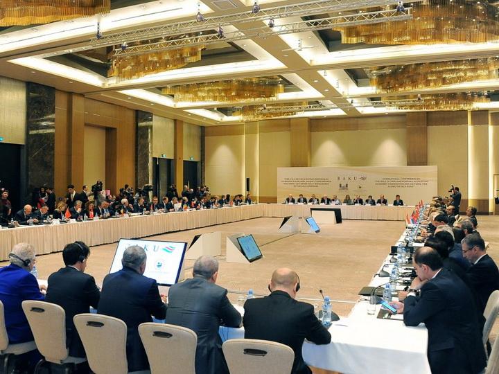 Принята Бакинская декларация международной конференции Группы поддержки Шелкового пути ПА ОБСЕ