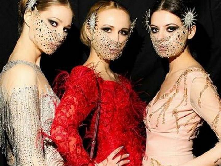 Азербайджанский дизайнер приняла участие в Неделе моды в Москве – ФОТО