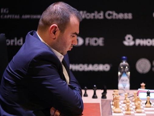 Шахрияр Мамедъяров сыграл вничью