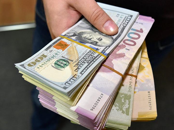 Официальный курс маната ко всем валютам на 13 марта