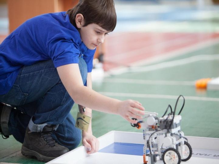 В Азербайджане будет проведено соревнование по робототехнике