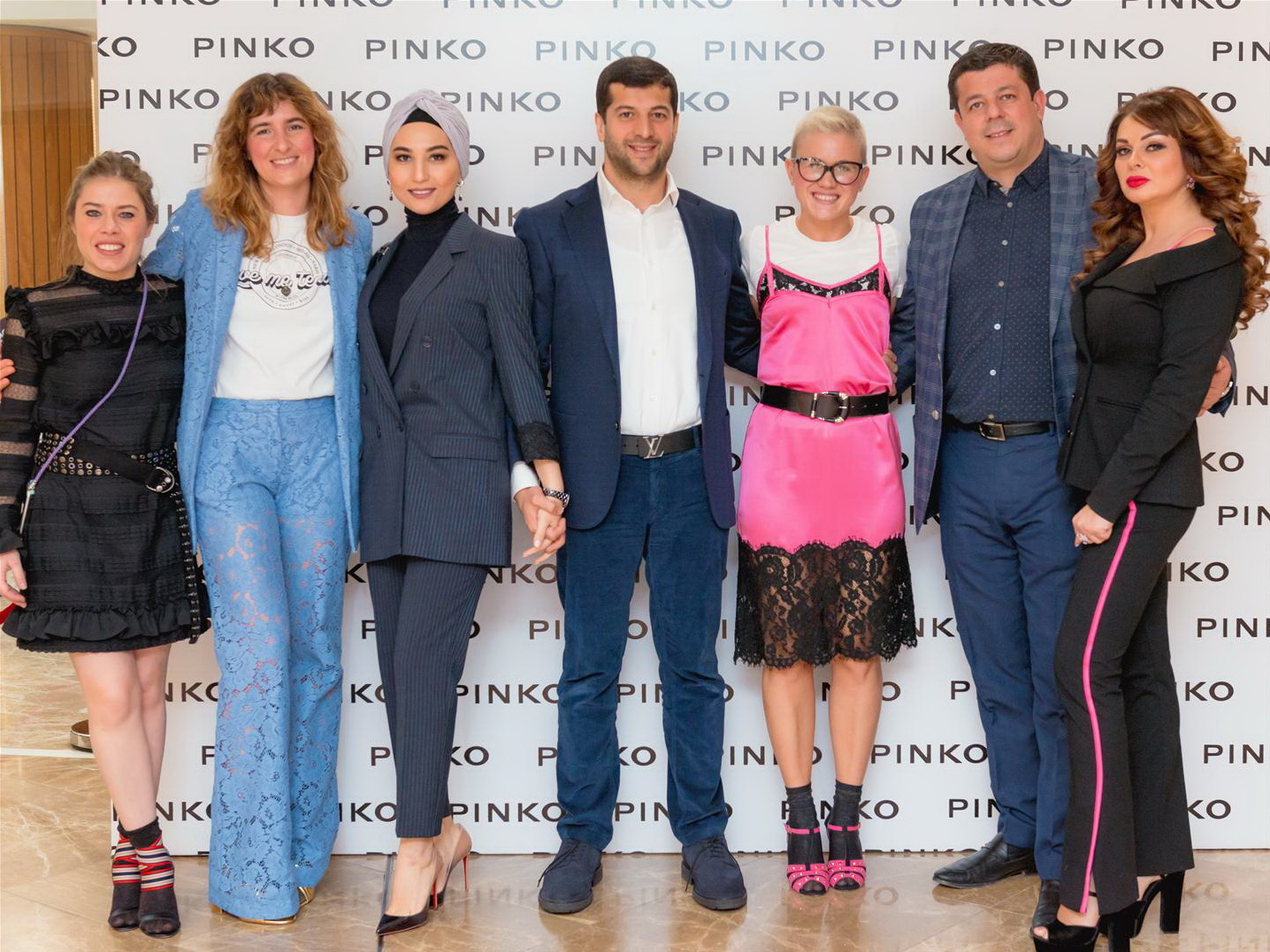 В Port Baku Mall состоялось торжественное открытие бутика итальянского бренда Pinko - ФОТО - ВИДЕО