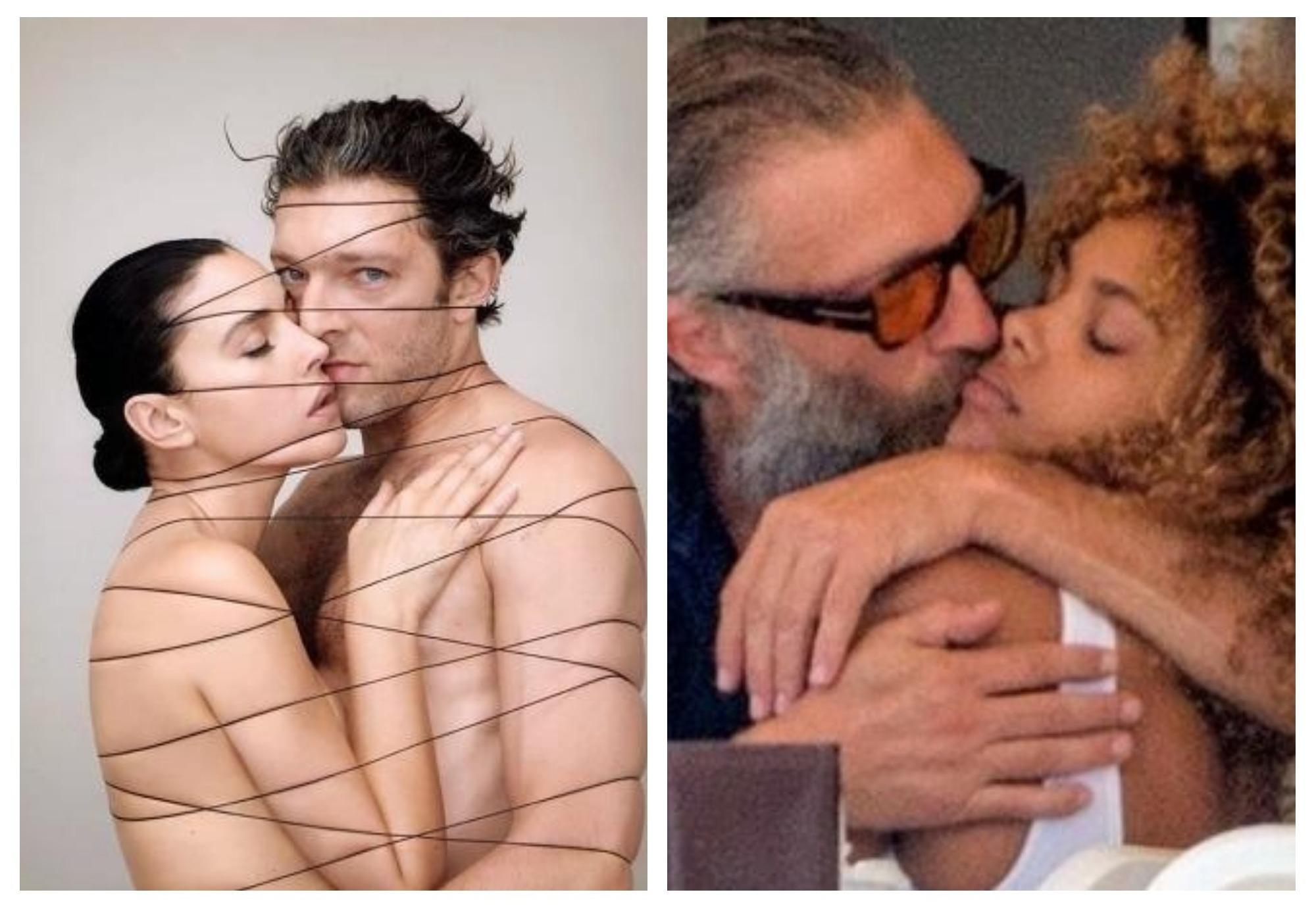 Экс-супруг Моники Беллуччи 51-летний Венсан Кассель сделал предложение 20-летней модели – ФОТО