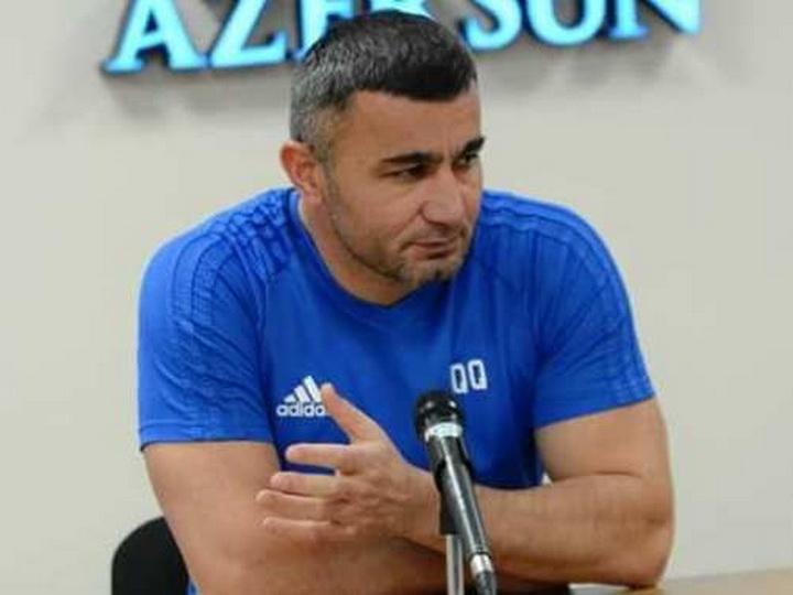 Гурбан Гурбанов: «По скорости, эта была одна из лучших игр чемпионата»