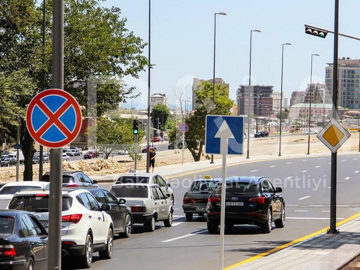 На три ночи закрывается движение по центральным дорогам Баку – КАРТА