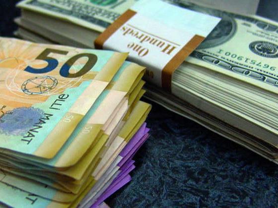 Официальный курс маната ко всем валютам на 14 марта