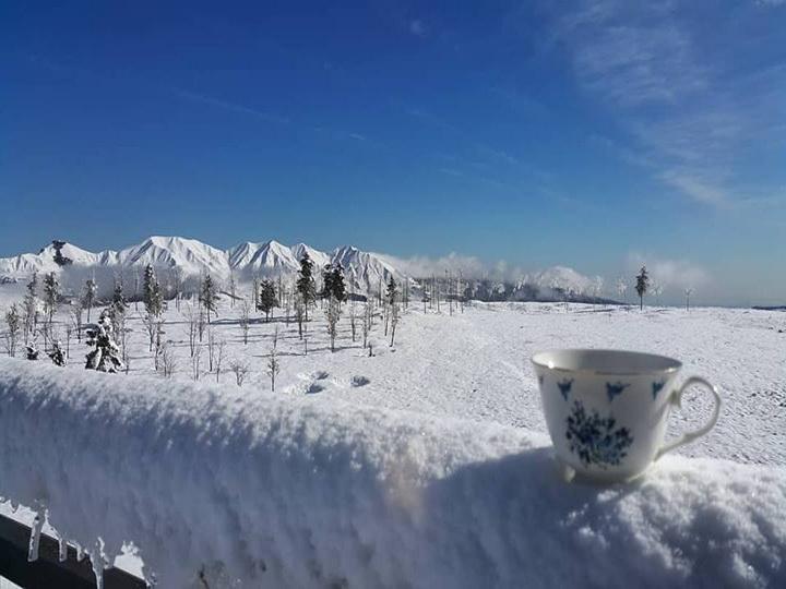 «Зима недаром злится…» Мартовский снег в Гусаре - ВИДЕО