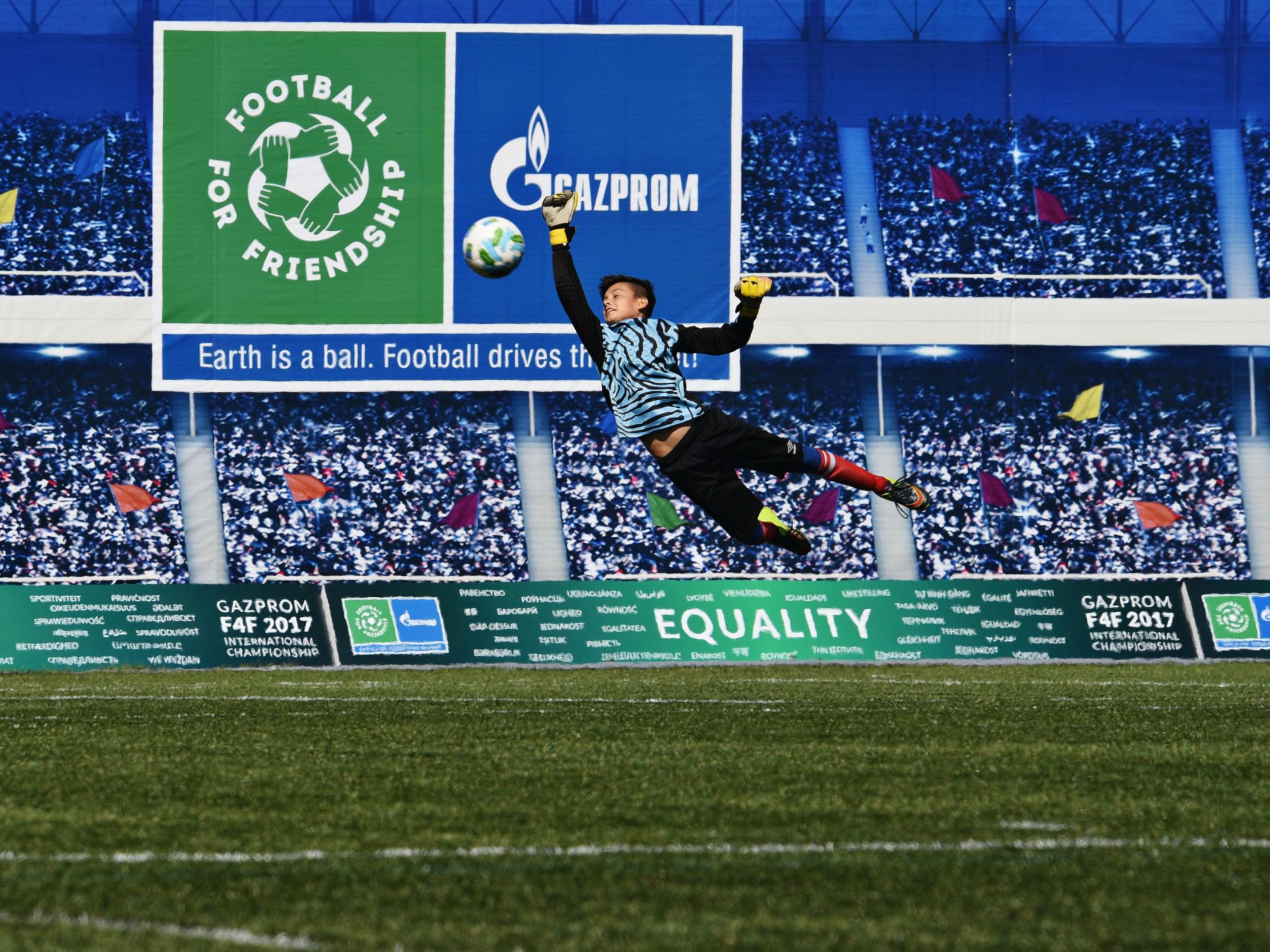 Определились представители Азербайджана на турнире «Футбол для дружбы»