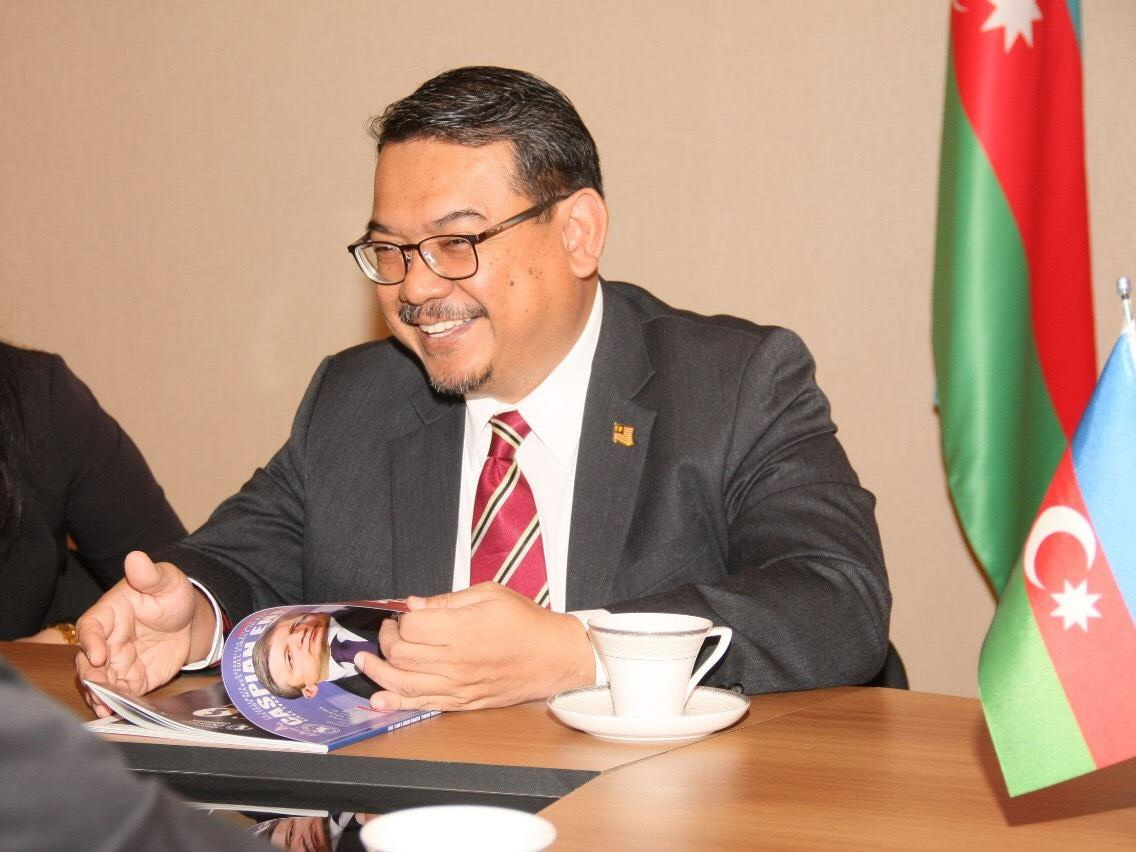Малайзия с нетерпением ждет визита Президента Азербайджана - Посол