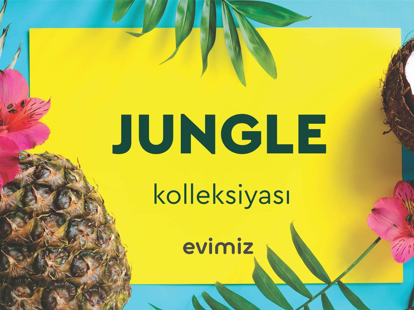 В магазине Evimiz пройдет презентация новой коллекции Jungle 2018 – ФОТО – ВИДЕО