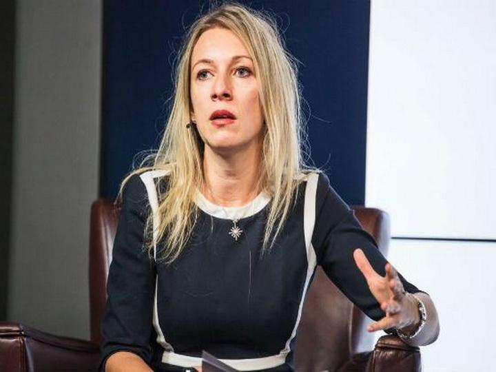 Мария Захарова: В Москве нет представительства т.н. «Арцахской республики»