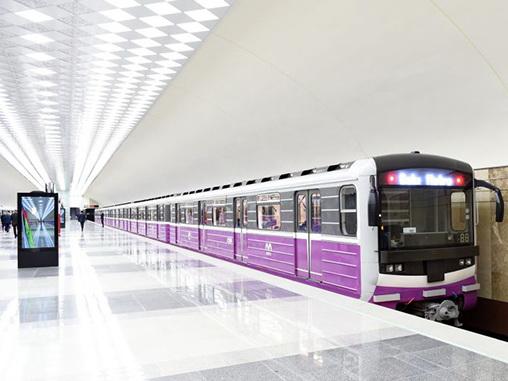 Парк вместо дорогинад строящейся станцией метро на «Папанина»? РеакцияБакметрополитена - КАРТА