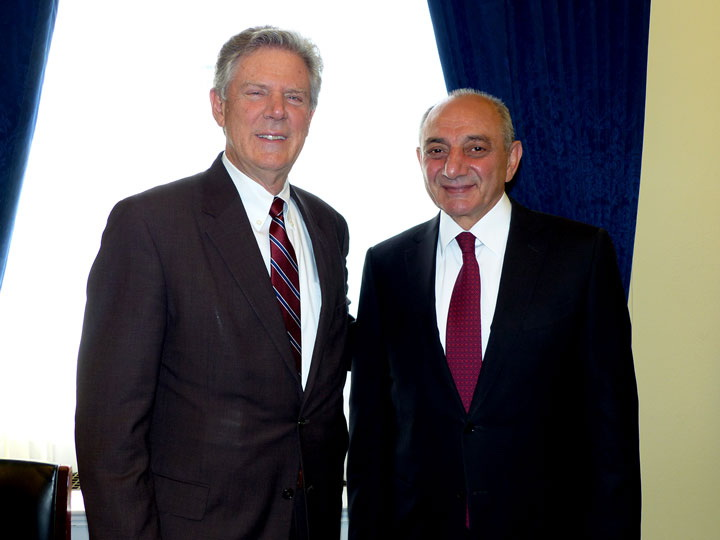 Полное фиаско: визит главы сепаратистов Нагорного Карабаха в Капитолий потерпел абсолютный крах – ФОТО
